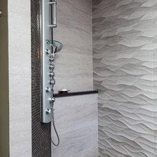 Contemporary Bathroom by REL Interiors