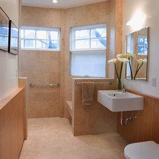 Contemporary Bathroom by Sun Architecture