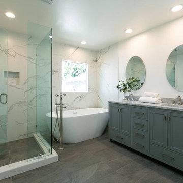 Sherman Oaks Home Remodel - Master Bathroom