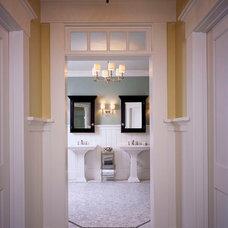 Traditional Bathroom by Home Rebuilders