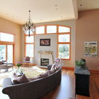 Capitol Hill Refresh Eclectic Living Room Seattle