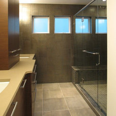 Contemporary Bathroom by Rod Nicholas Finishing Touch