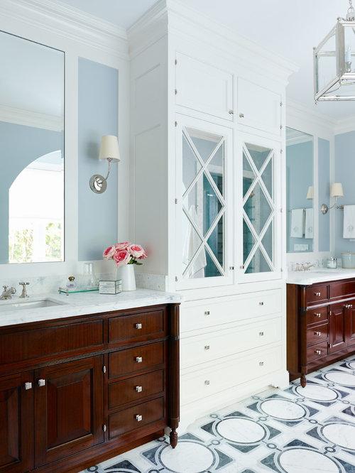 Idee e foto di stanze da bagno vittoriane jacksonville - Bagno overbeach ...