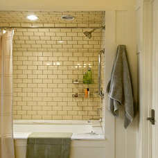 traditional bathroom by Smith & Vansant Architects PC