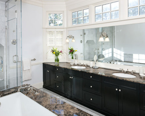 Bathroom Window Above Sink window over vanity | houzz