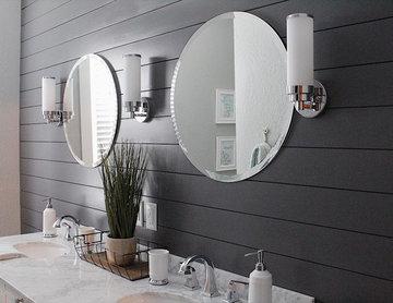 Ship Lap Bathroom