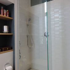 Modern Bathroom London flat