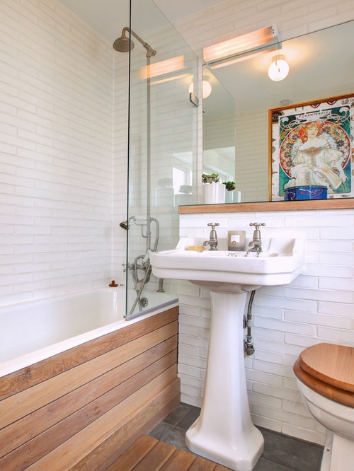 Eclectic Bathroom Design Ideas Remodels Amp Photos