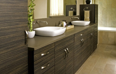 2012 Trends: What's New for Your Bathroom Cabinets
