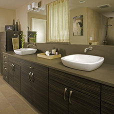 modern bathroom by Greene Designs LLC