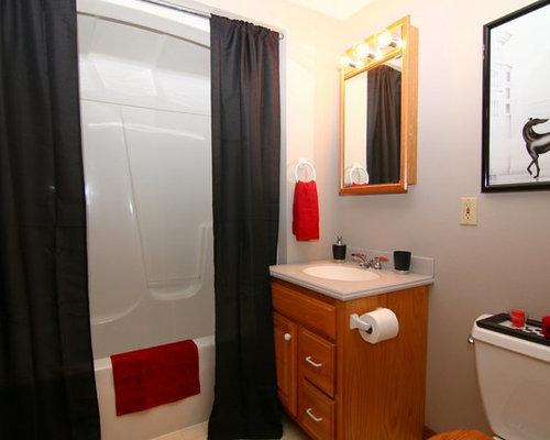 hemp shower curtain bathroom design ideas renovations