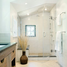 Contemporary Bathroom by LDa Architecture & Interiors