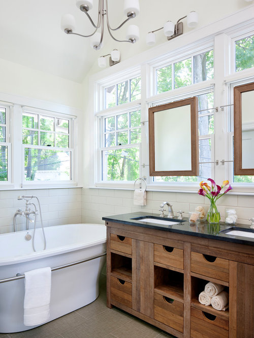 houzz bathroom mirrors vanity mirror ideas pictures remodel and decor 13176