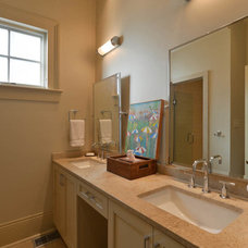 Traditional Bathroom by Brian Gille Architects, Ltd.