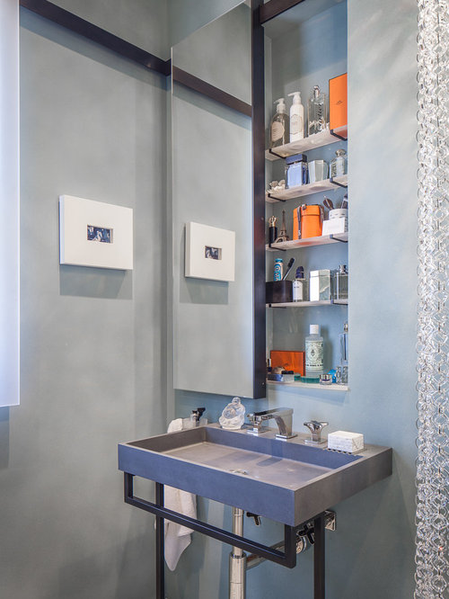 Hidden Medicine Cabinet Home Design Ideas, Pictures, Remodel and Decor
