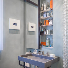 Contemporary Bathroom by PHASE2 BUILDERS