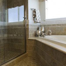 Modern Bathroom by On Time Baths
