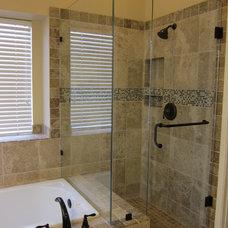 Traditional Bathroom by The Floor Barn