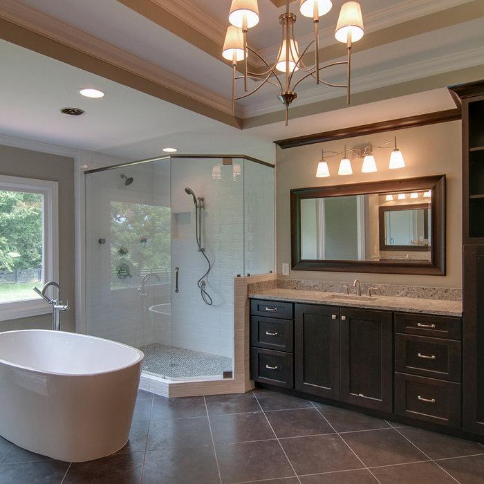 Franklin Master Bathroom Reno