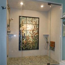 Bathroom by Natalie Blake