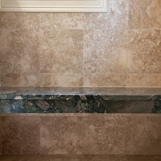 Traditional Bathroom by Kitchen + Bath Design + Construction, LLC