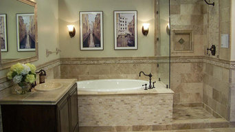 Shower Curb / Shower Threshold