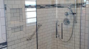 Shower Door Installations
