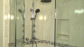 Shower Door Project 01