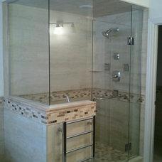 Bathroom by Sassman Glass & Mirror