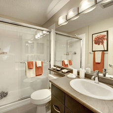 Traditional Bathroom by Top Shelf Closets and Glass