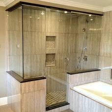 Contemporary Bathroom by Alto Glass