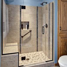 Modern Bathroom by Fox Interiors