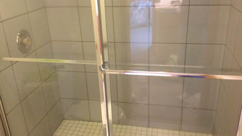 Shower Glass Restoration and Protection