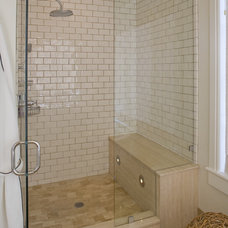 Traditional Bathroom by H&H Design