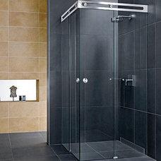 Modern Showers by Bartels Exclusive Designer Doors