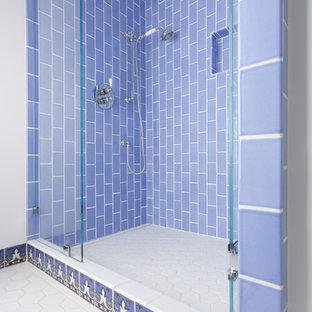 Новый формат декора квартиры: ванная комната