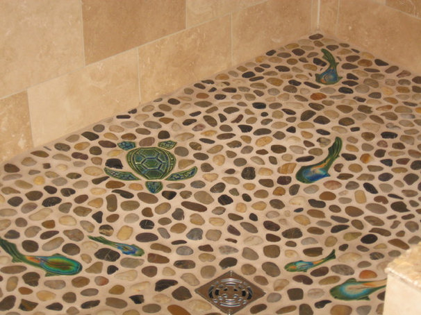 Eclectic Tile by Mangrove Bay Design