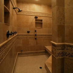 traditional bathroom by Kaufman Homes, Inc.