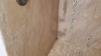 Shower Leak - Water Mitigation and Mold Remediation