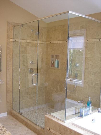 Traditional Bathroom by Polski Remodeling & Flooring