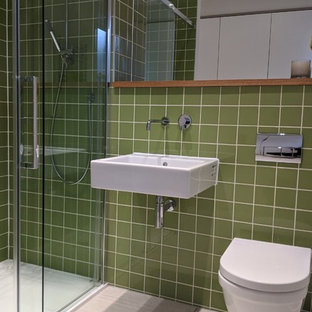 Shower room and utility