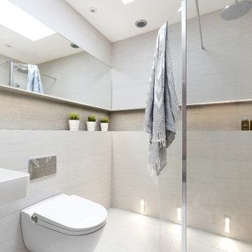Shower Room - Lisvane, Cardiff