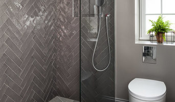 Shower Room - Masia Gris Oscuro & Walk Grigio Medio