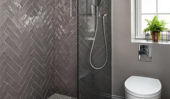 Shower Room - Masia Gris Oscuro & Walk Grigio Medio