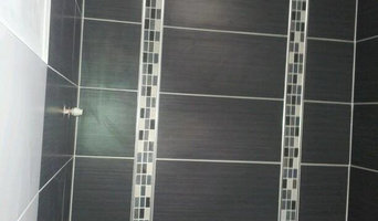shower room tiling
