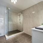 Brighton Home Contemporary Bathroom Melbourne By