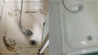 shower tray resurfacing