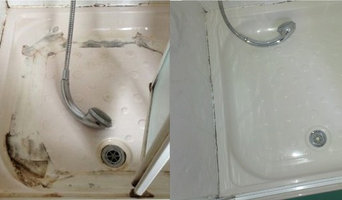 shower tray resurfacing