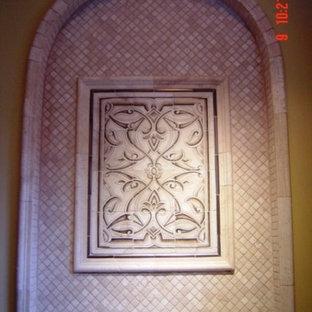 Idee per una stanza da bagno mediterranea