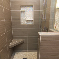 modern bathroom by Criner Remodeling